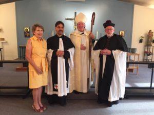 Fr Henry Retirement